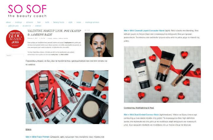 06.02.17 - So Sof Valentines Makeup