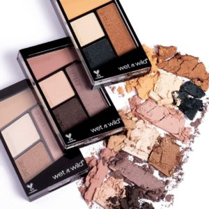 Eyeshadow Quads Group Image