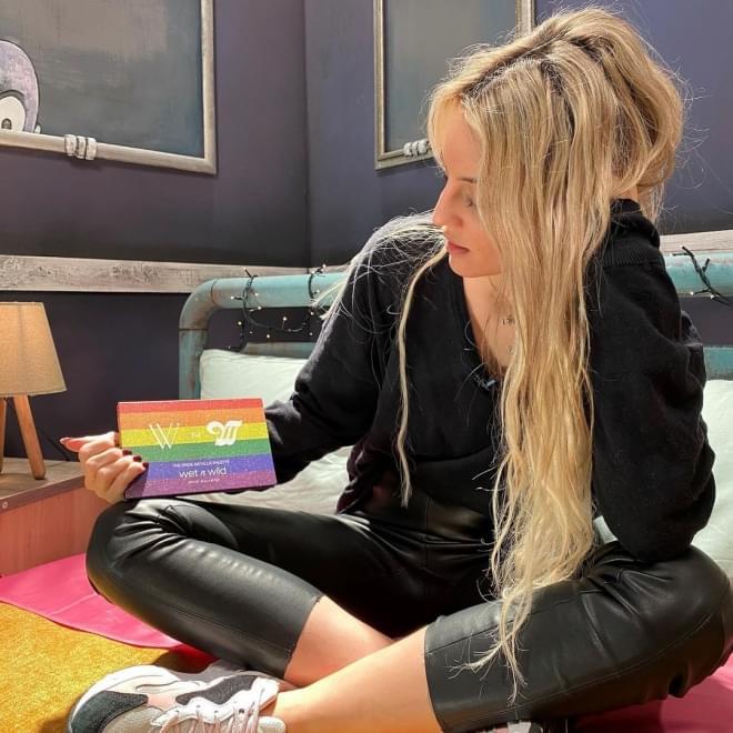 Ilenia Williams Pride Metallic Palette