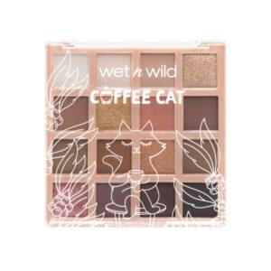Color Icon 16 pan palette Coffee Cat No. 507E