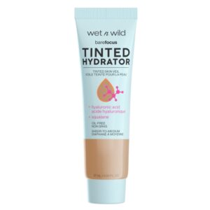 No. 065E Bare Focus Tinted Hydrator Medium Tan