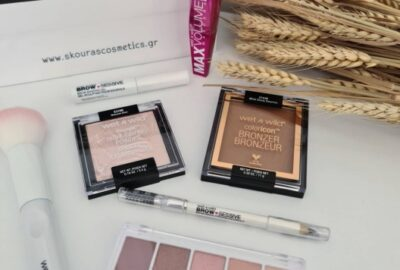 wet n wild giveaway by @dinaathns
