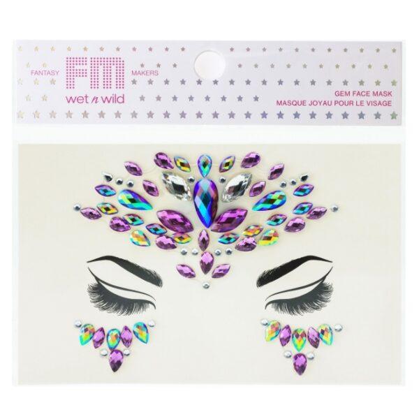 No. 590E Goddess Glam Gem Face Mask